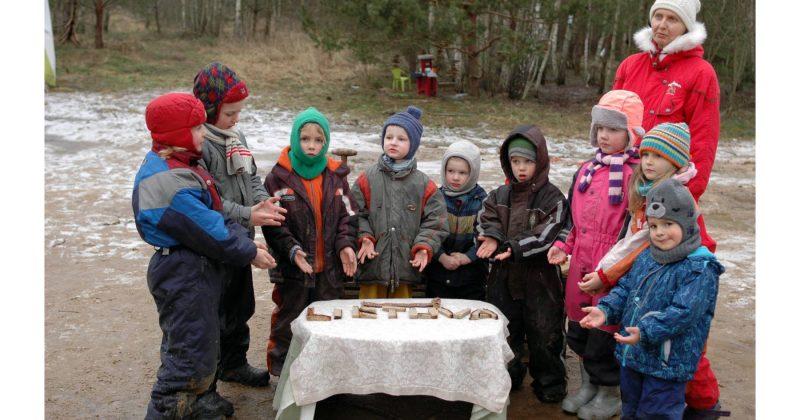 Mokykla, siekianti išauginti sąmoningus vaikus Lietuvai. Kardokų gamtos mokykla