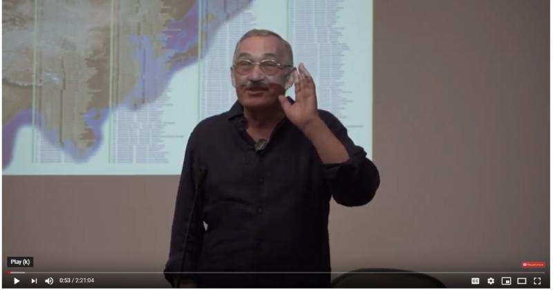 Vladimiro Megre susitikimas su skaitytojais vykęs 2019 metų rugpjūčio 6 dieną Novosibirsko Akademinio miestelio mokslininkų namuose (Video)