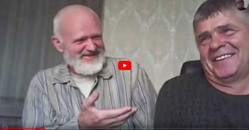 Беседа с отцом КЕДРОВ Иваном Санжаровым