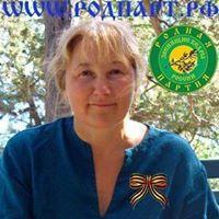 Profilio paveikslėlis (Наталья Васильевна Эркеленц)