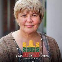Profilio paveikslėlis (Danutė Vadeikaitė)